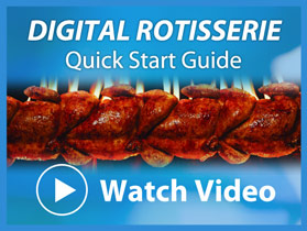 Semak Digital Rotisserie Quick Start Guide