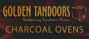 Golden Tandoors Charcoal Ovens