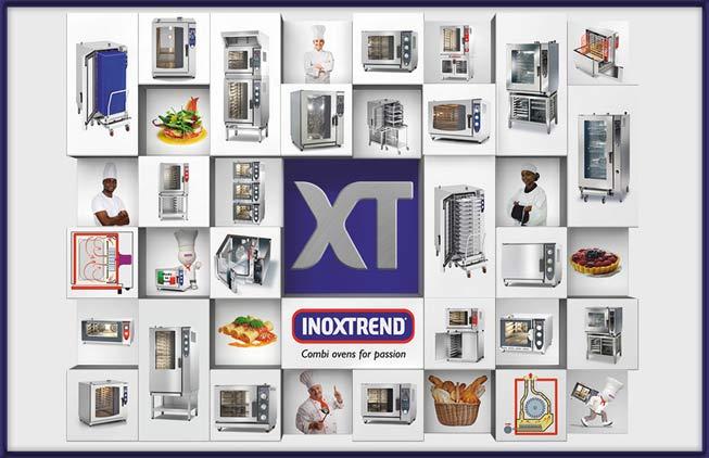 INOXTREND Combi Ovens