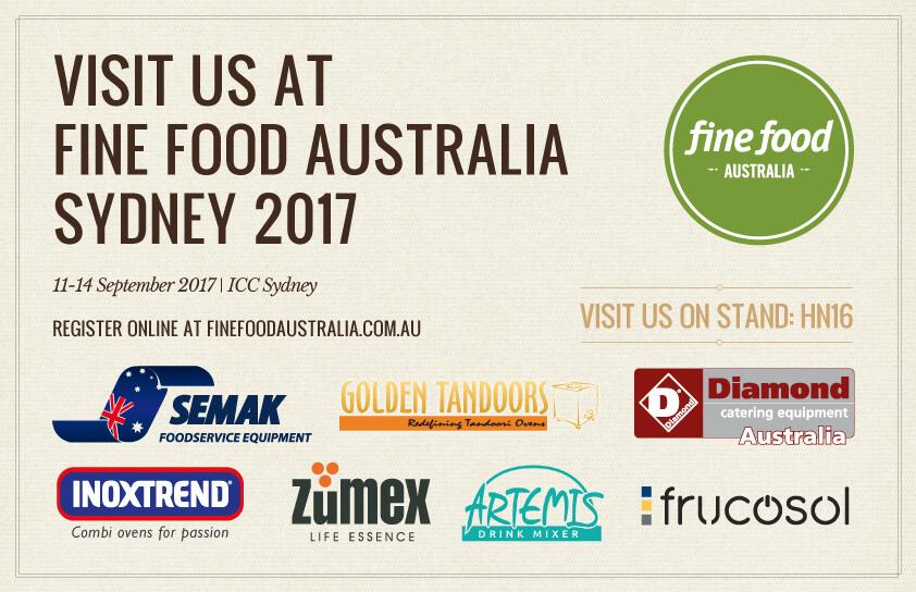 Join Semak at Fine Food Australia 2017